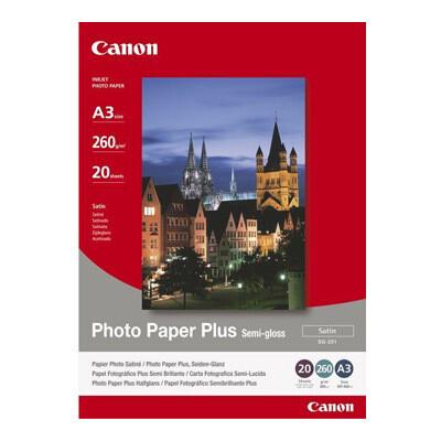 Canon SG-201 A3, 260g, 20 Blatt (1686B026)