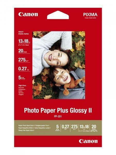 Canon Photo Paper Plus PP-201 13x18cm (2311B018) - 20 Blatt