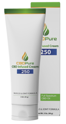 CBDPure Muscle & Joint Cream