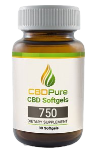 CBDPure 750 Softgels