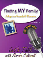 Finding MY Family – Adoption Search & Reunion