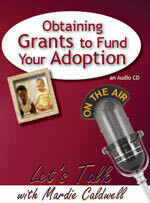 Obtaining Grants to Fund Your Adoption