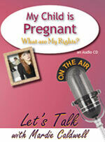 My Child is Pregnant – What are My Rights?