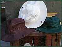 Lightweight Hats - Green