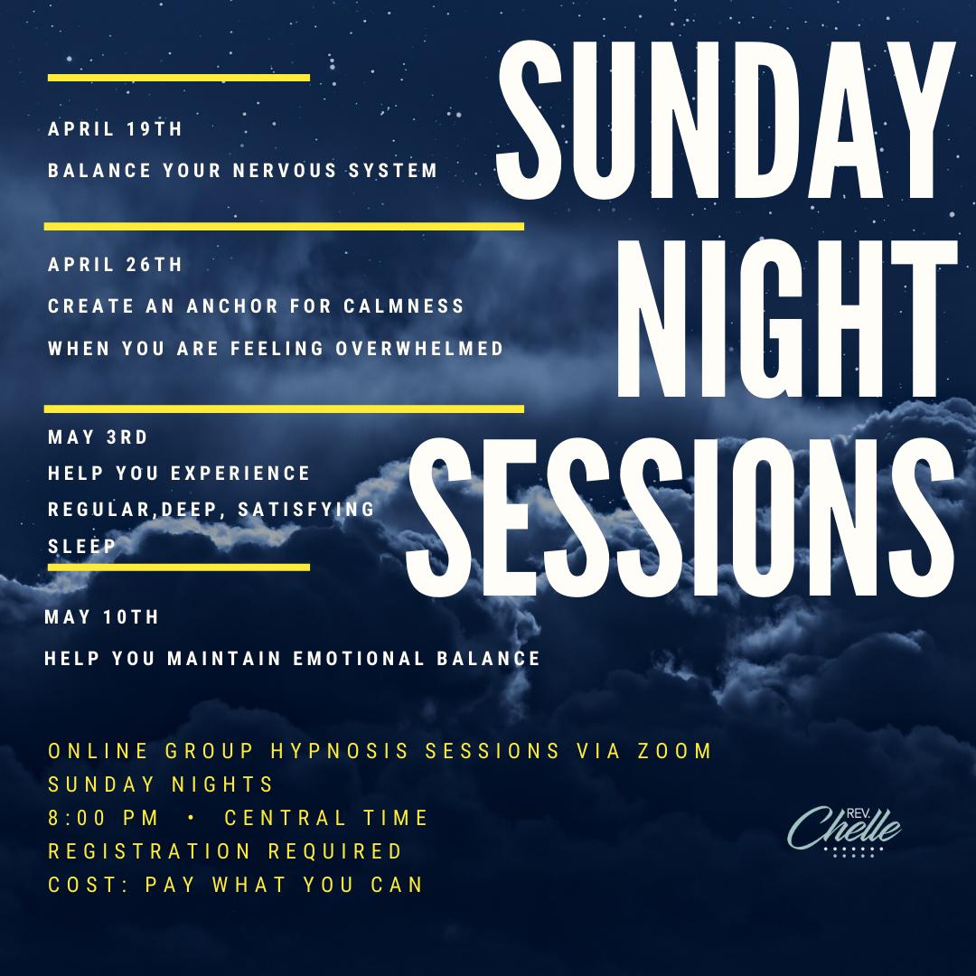 Sunday Night Sessions