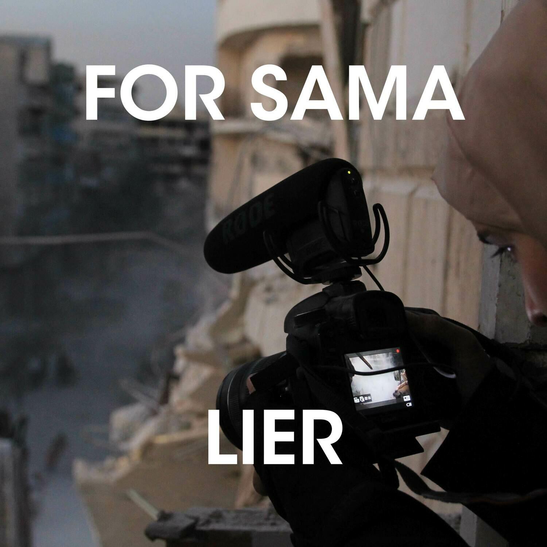 FOR SAMA - exclusieve voorstelling Lier