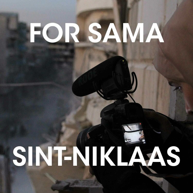 FOR SAMA _ exclusieve voorstelling St.-Niklaas