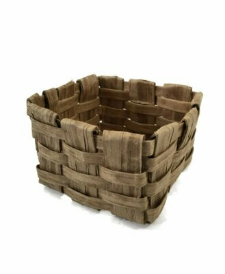 Plaited Basket Kit for Beginners