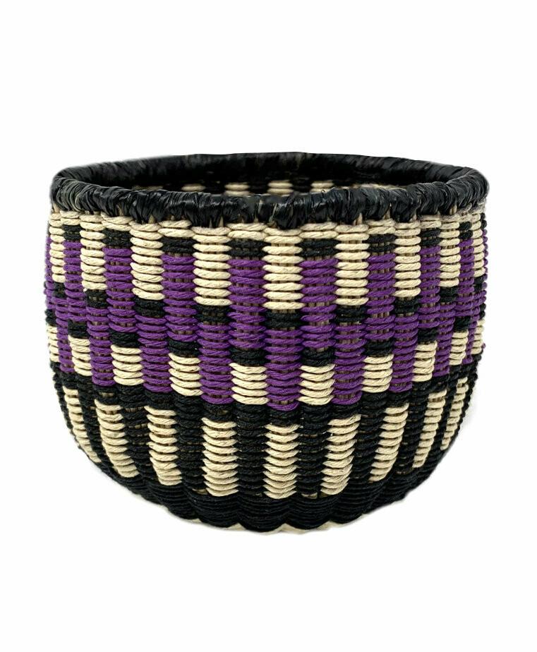 Wicker Basket Kit - Bowl Shape