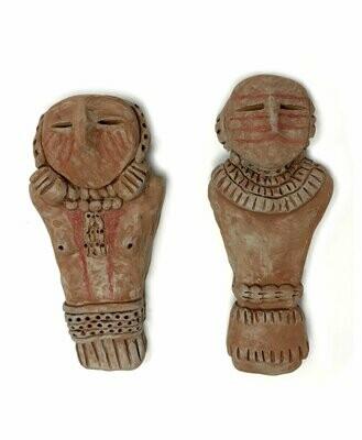 Prehistoric Clay Figurine Kit
