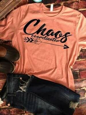 Chaos Coordinator Tee - Customize