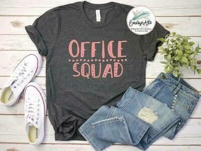 Office Squad Tee