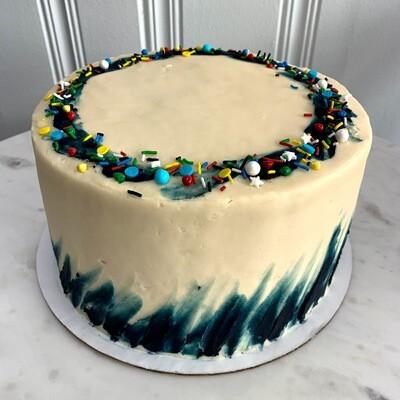 Cake (Dairy-Free)