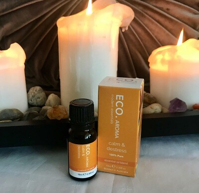 Calm & Destress Blend by Eco.