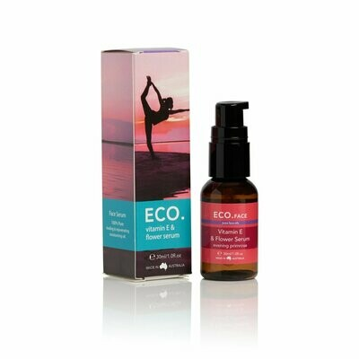Eco. Vitamin E & Flower Serum