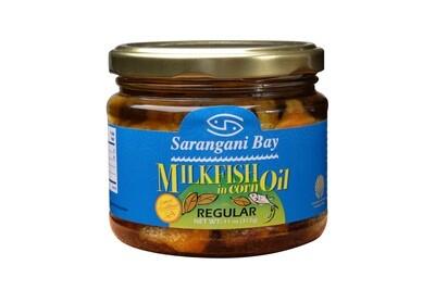 Sarangani Bay Milkfish in Oil (Regular- 10oz)
