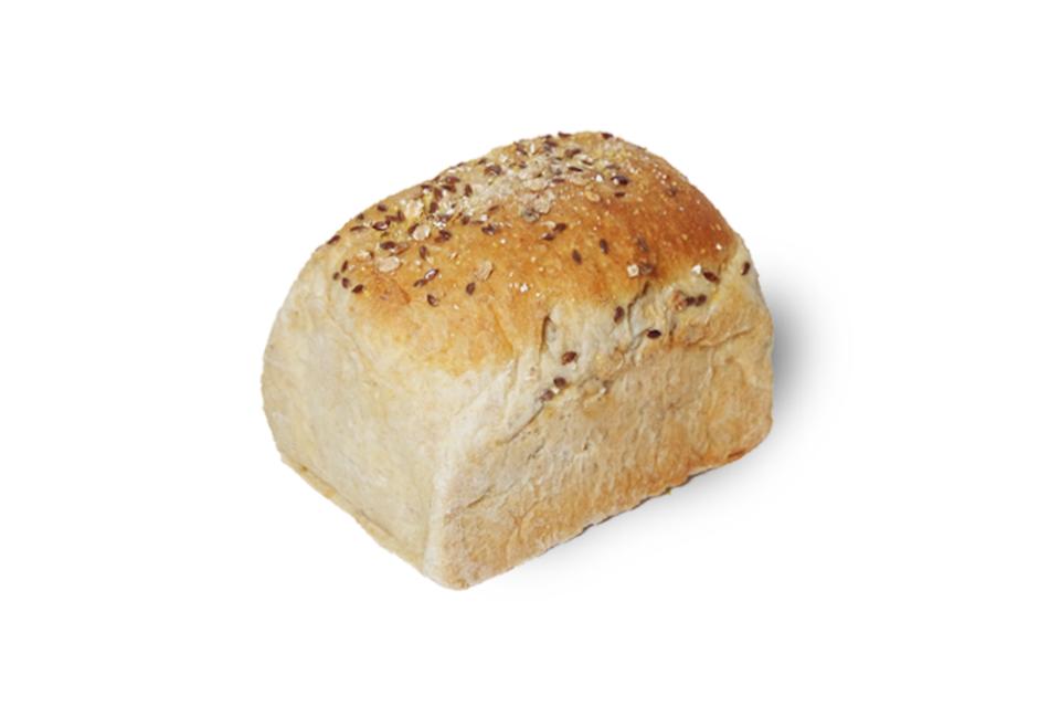 Fresh Frozen Whole Wheat Multigrain Loaf (500g)