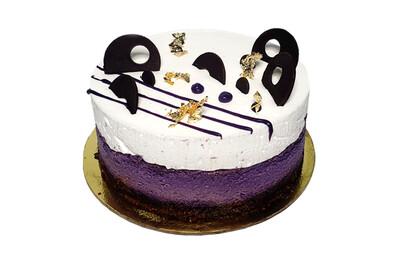 Ube Cheesecake 6