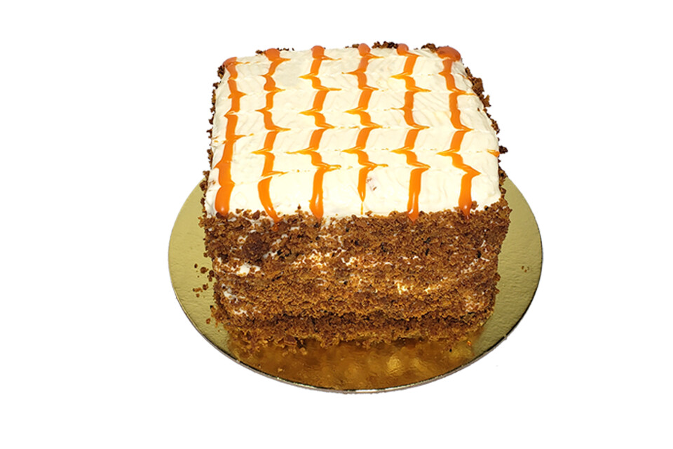 """Carrot Cake 6"""""""