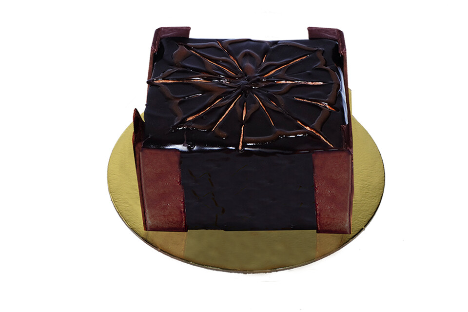 """Swiss Chocolate Cake 6"""""""
