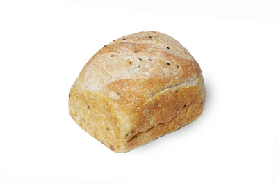 Fresh Whole Wheat Multigrain Loaf (500g)