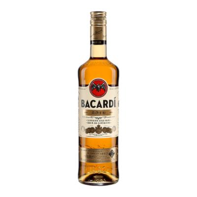 Bacardi Gold Rum (750mL)