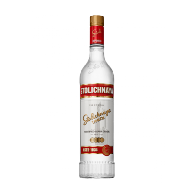 Stolichnaya Vodka (750mL)