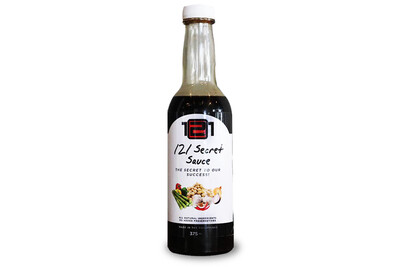 121 Secret Sauce (375mL)