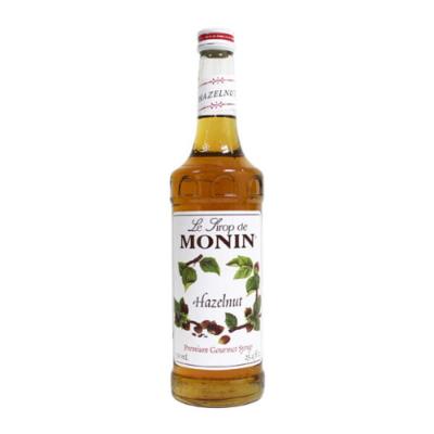 Monin Hazelnut Syrup (700mL)