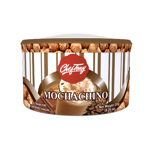 Chef Tony's Mochachino with Almonds (Large)