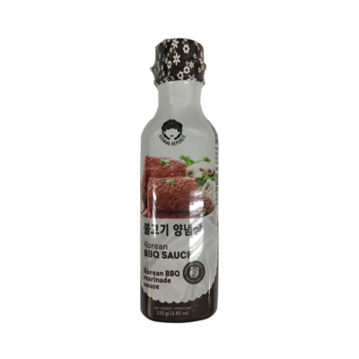 Ajumma Republic Korean BBQ Marinade Sauce (335g)