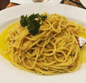 Mamou Mario Bottarga Al Olio Pasta Set