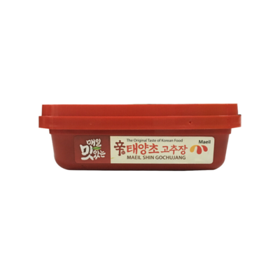Hot Red Pepper Paste Maeil Shin Gochujang (170g)