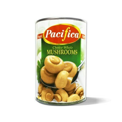 Pacifica Whole Mushrooms (400g)