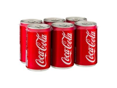 Coke Regular by 6