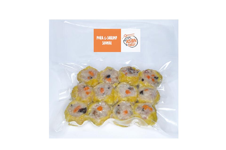 Pork & Shrimp Siu Mai by 12
