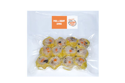 Pork & Shrimp Siu Mai by 12