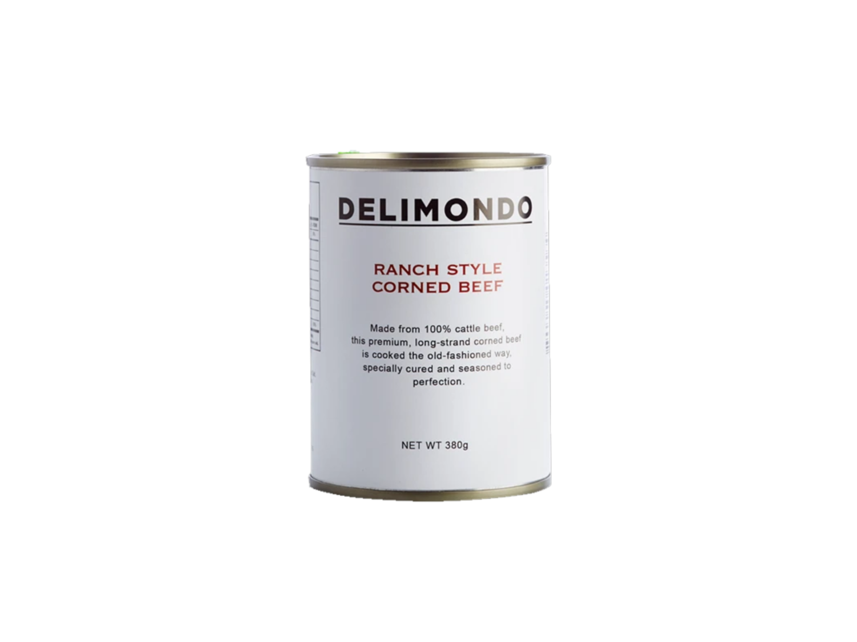 Delimondo Ranch Style Corned Beef (380g)