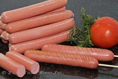 Euro-Swiss Hotdog  (1kg)