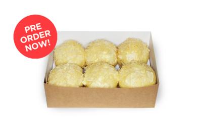 Fresh Classic Cheese Ensaymada by 6