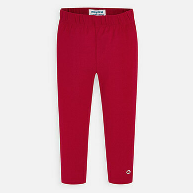 Mayoral Red Legging 748
