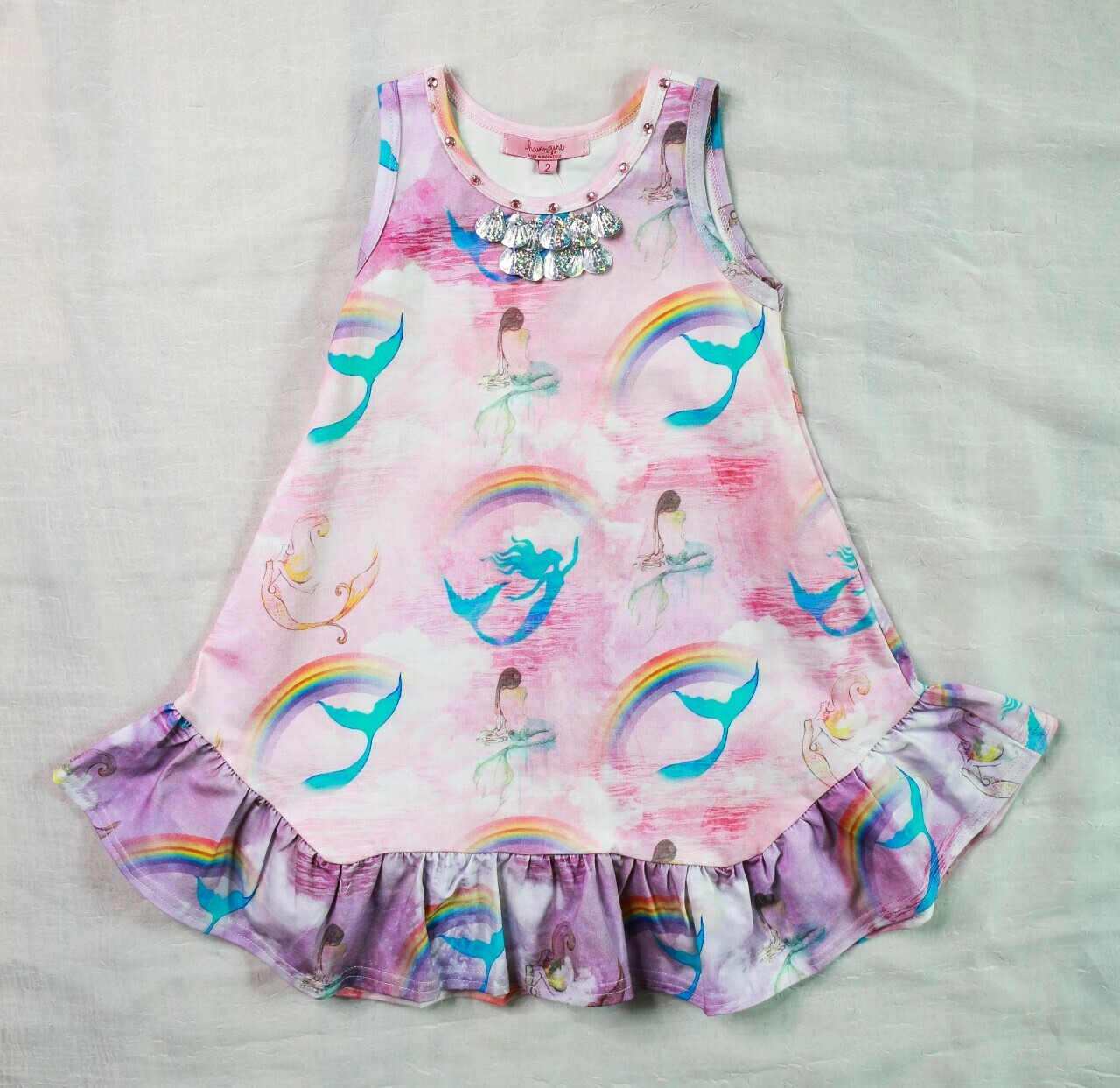 Haven Girl Dress 88A852K