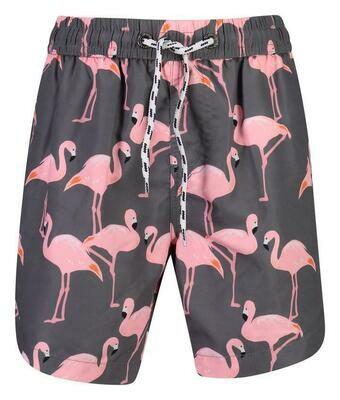 Snapper Rock Flamingo Boardies