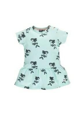 Babyface Girls Dress SOFT MINT 0108746