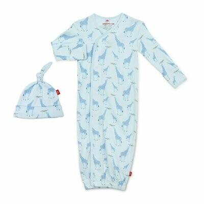 Magnetic Me Blue Jolie Giraffe  Gown Set 11385