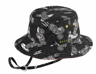 Dozer Bucket Hat 2-5y