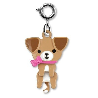 CHARM It Swivel Puppy Charm CICC1277