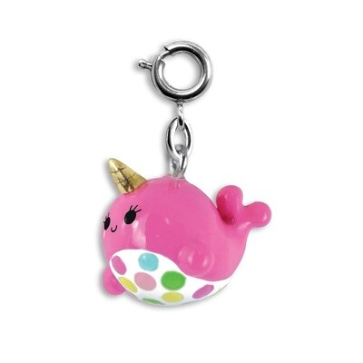 CICC1274 CHARM Pink Narwhal