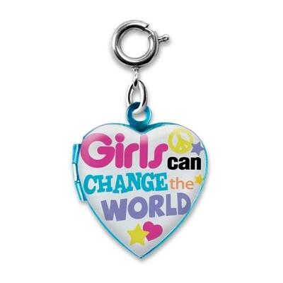 CICC988 CHARMGirls Can Change World