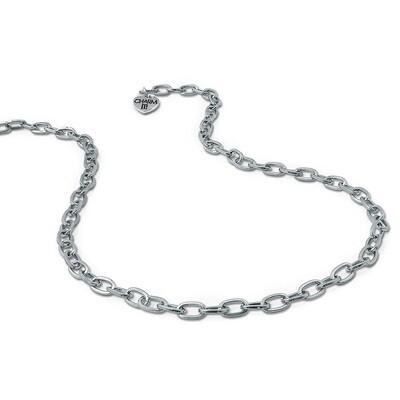 CIN100 SILVER Chain Necklace